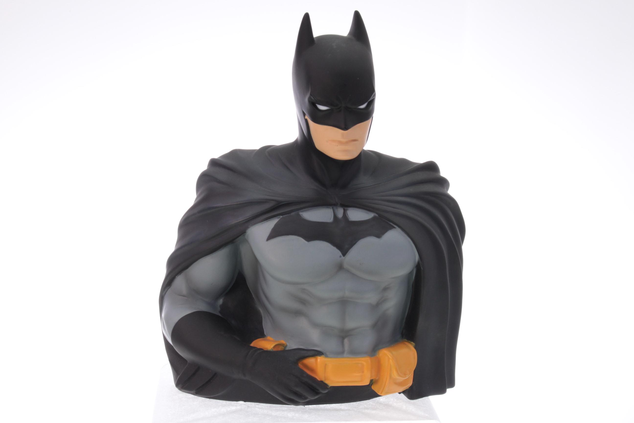 "Monogram BATMAN The Riddler 7.5/"" Money Bank Bust #NEW"