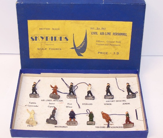 Picture Gallery for Skybirds 3A Civil Airline Personnel