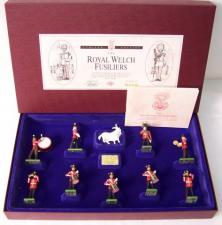 Picture Gallery for Britains Soldiers 5191 The Royal Welch Fusiliers