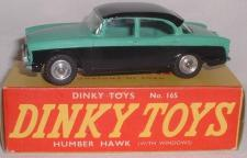 Picture Gallery for Dinky 165 Humber Hawk