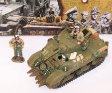 Picture Gallery for King  Country DD67 M5 Stuart Tank Set