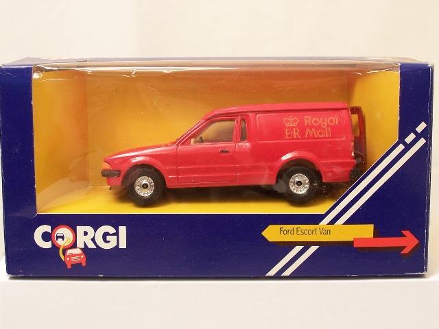 Picture Gallery for Corgi C496/1 Ford Escort Van