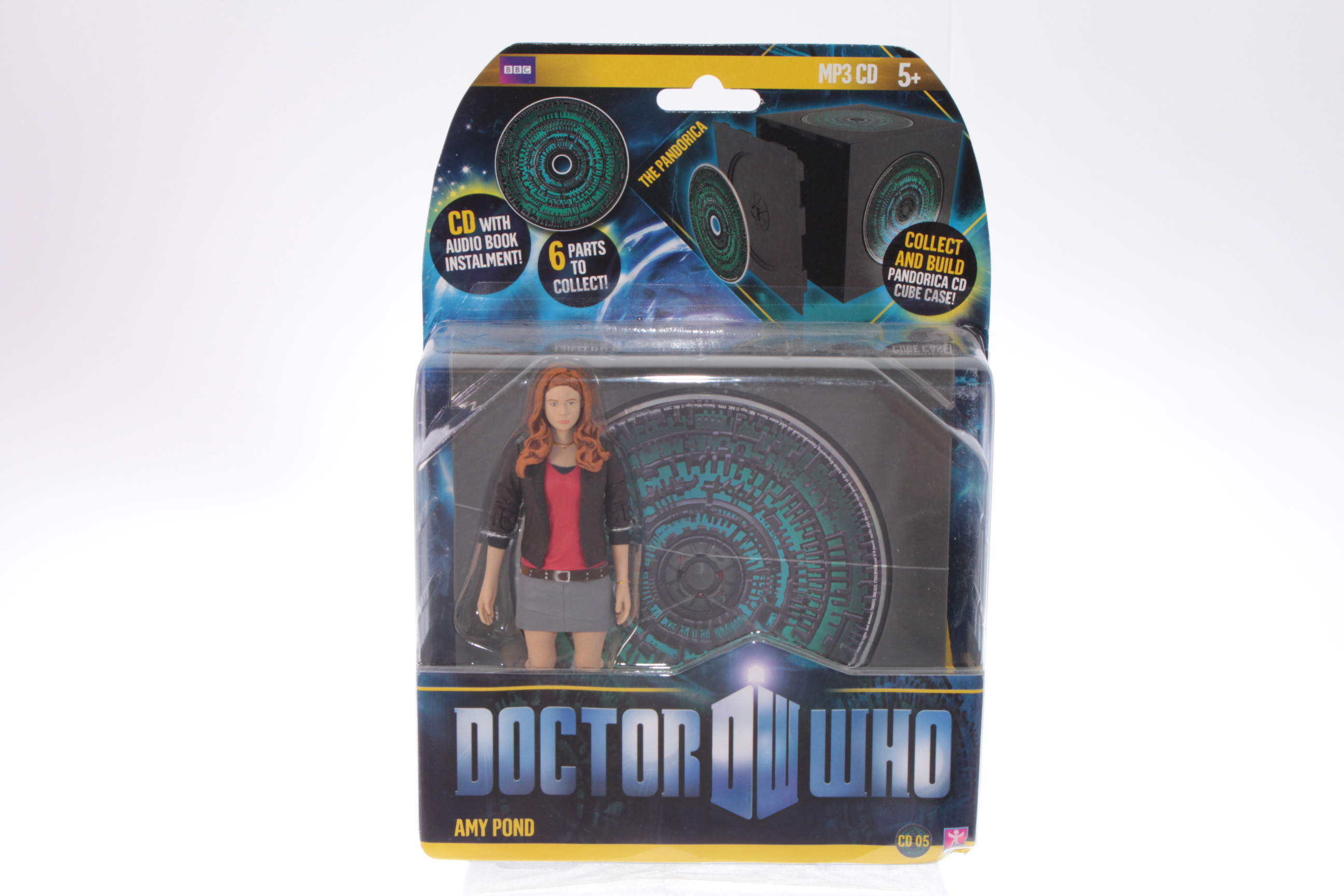Amy Pond Doctor Who Rock Candy Vinyl 5
