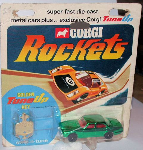 Picture Gallery for Corgi Rockets 902 Jaguar XJ6