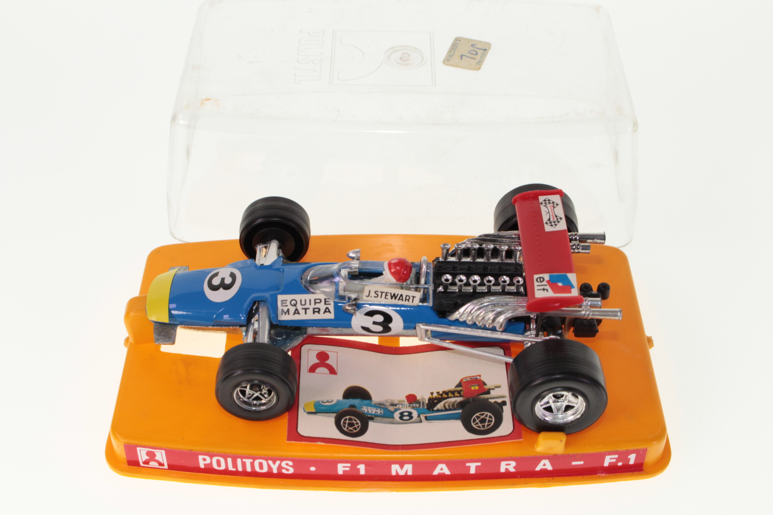 Picture Gallery for Politoys F1 Matra F1