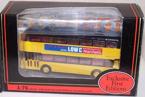 Picture Gallery for EFE 16514 Leyland Atlantean