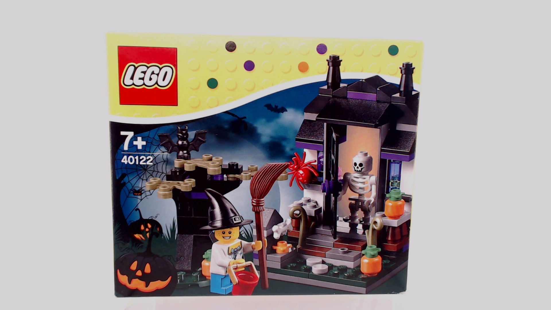 Picture Gallery for Lego 40122 Halloween Set