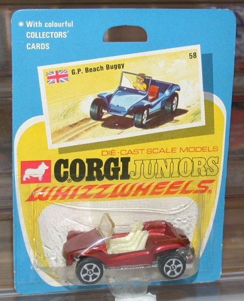 Picture Gallery for Corgi Juniors 58 Beach Buggy