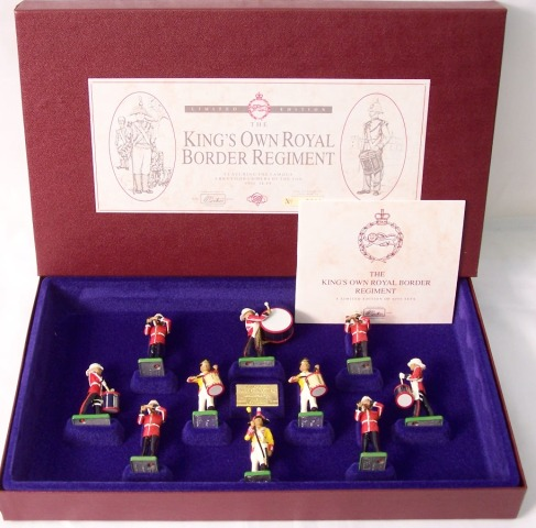 Picture Gallery for Britains Soldiers 5292 Kings Own Border Regiment