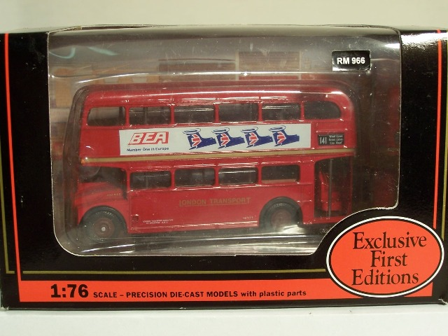 Picture Gallery for EFE 15614 Routemaster Bus