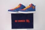 Superman Hi Top Shoes
