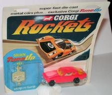 Picture Gallery for Corgi Rockets 906 Jensen Interceptor