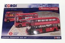 London Transport Bus Set