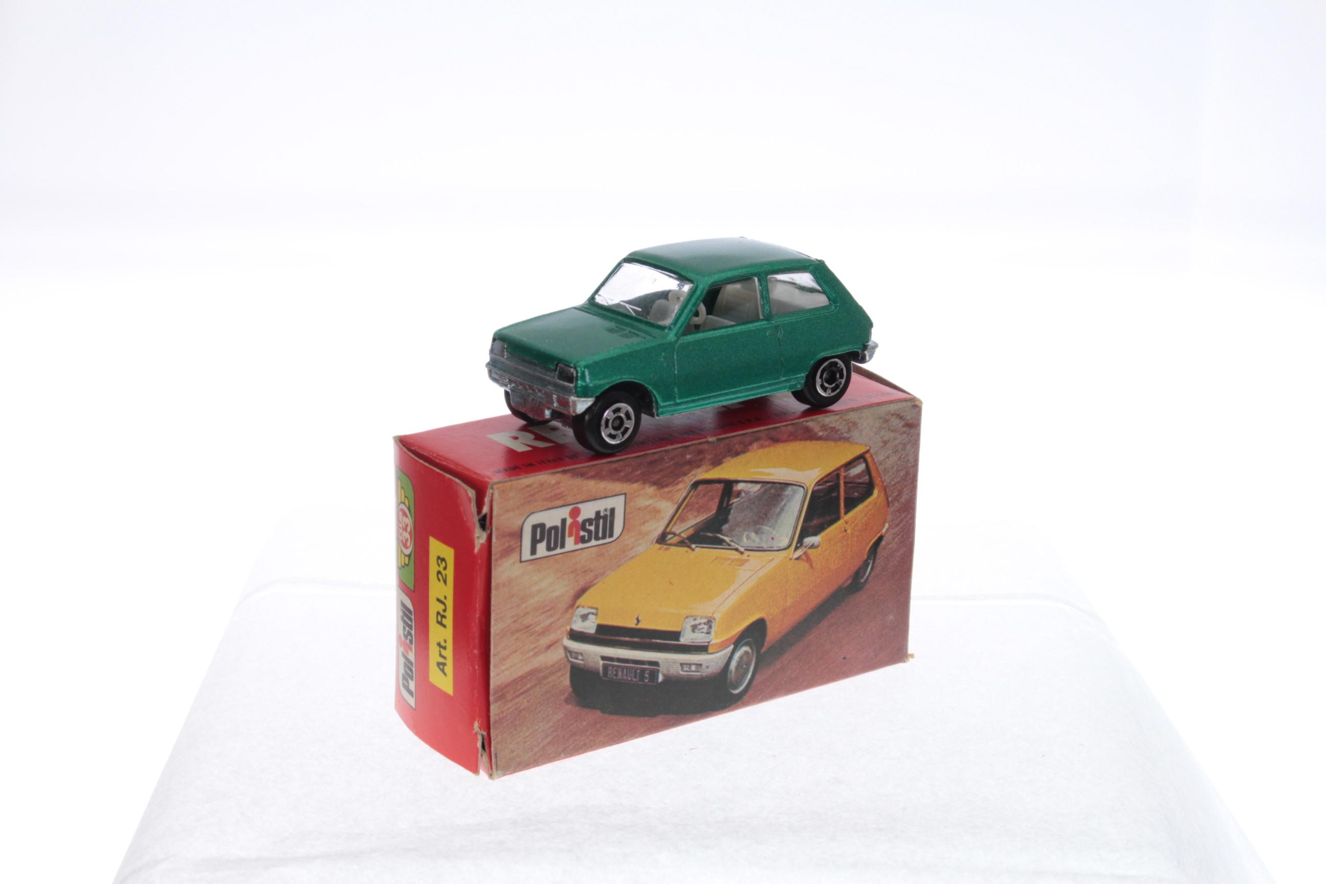 Picture Gallery for Polistil RJ23 Renault 5L