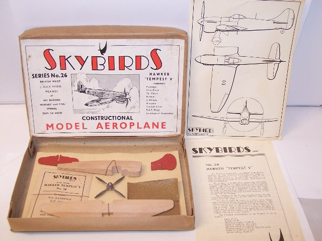 Picture Gallery for Skybirds 26 Hawker Tempest