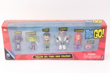 Picture Gallery for Jazwares 92410 Deluxe Six Pack Mini Figures