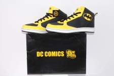 Picture Gallery for Smith and Brooks 03290 Batman Hi Top Shoes