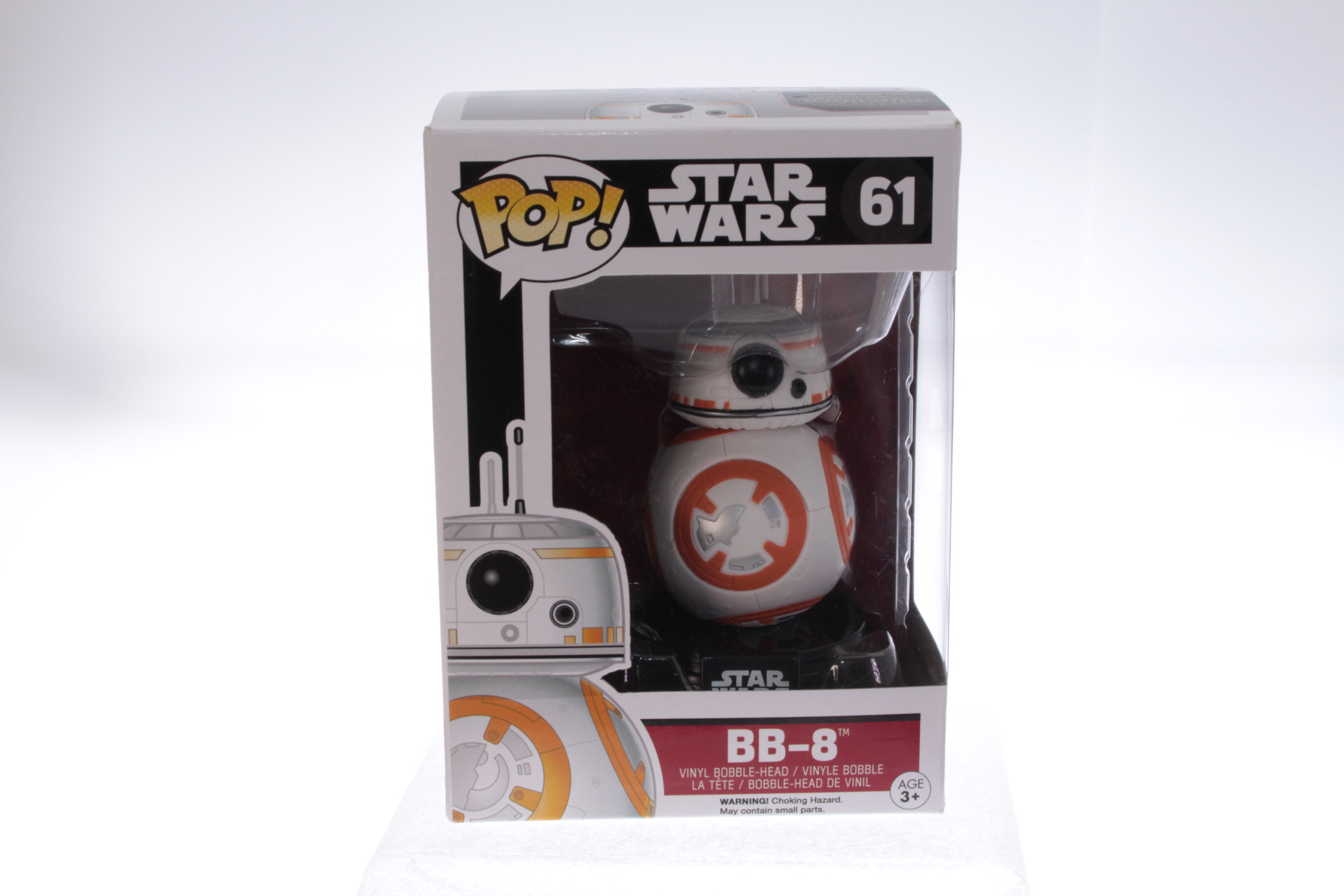 Picture Gallery for Funko Pop 61 BB-8