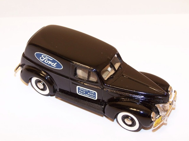 Picture Gallery for Brooklin BRK9 1940 Ford Sedan Delivery