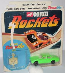Picture Gallery for Corgi Rockets 902 Jaguar XJ6