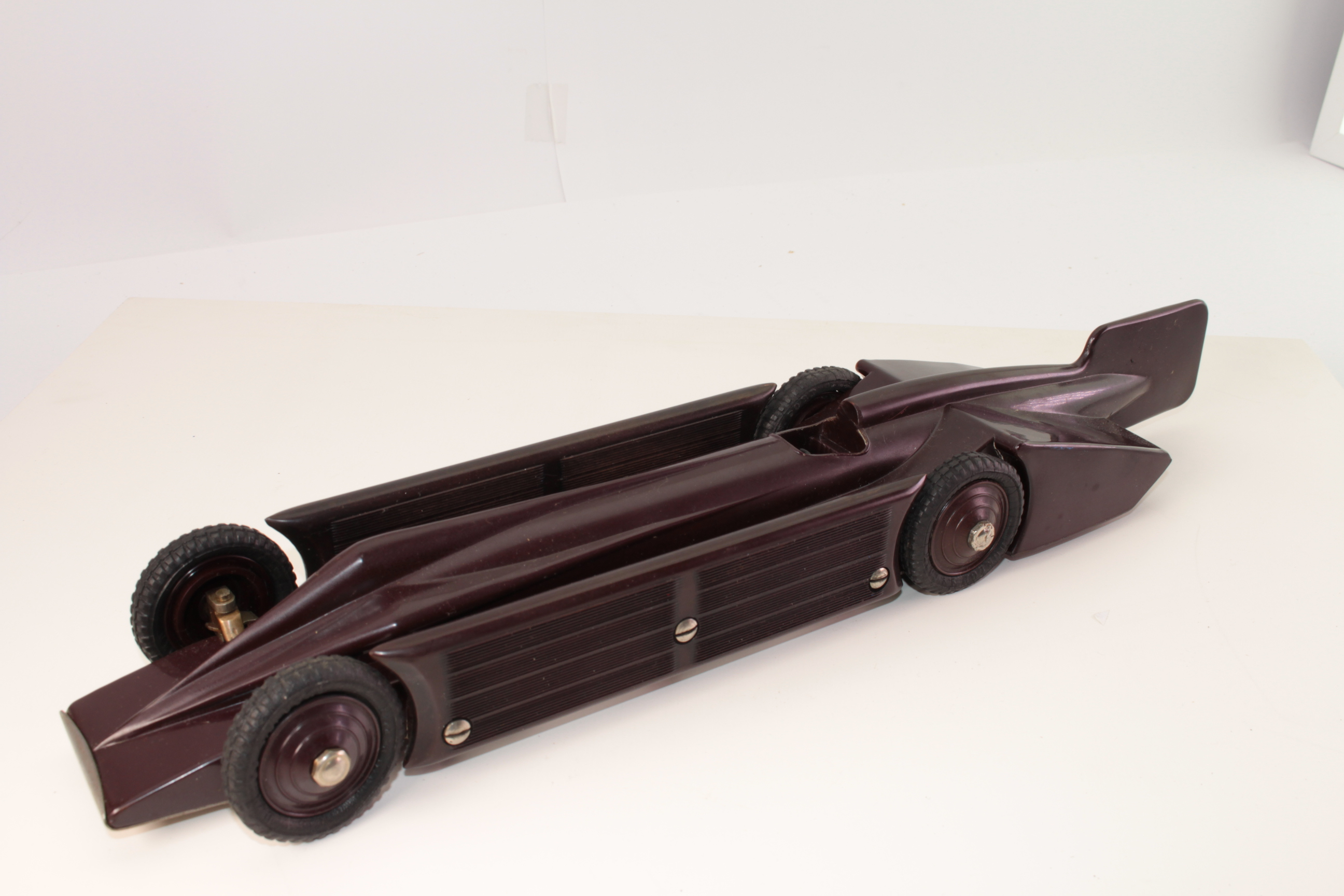 Picture Gallery for Ranlite 02 Golden Arrow Record Car