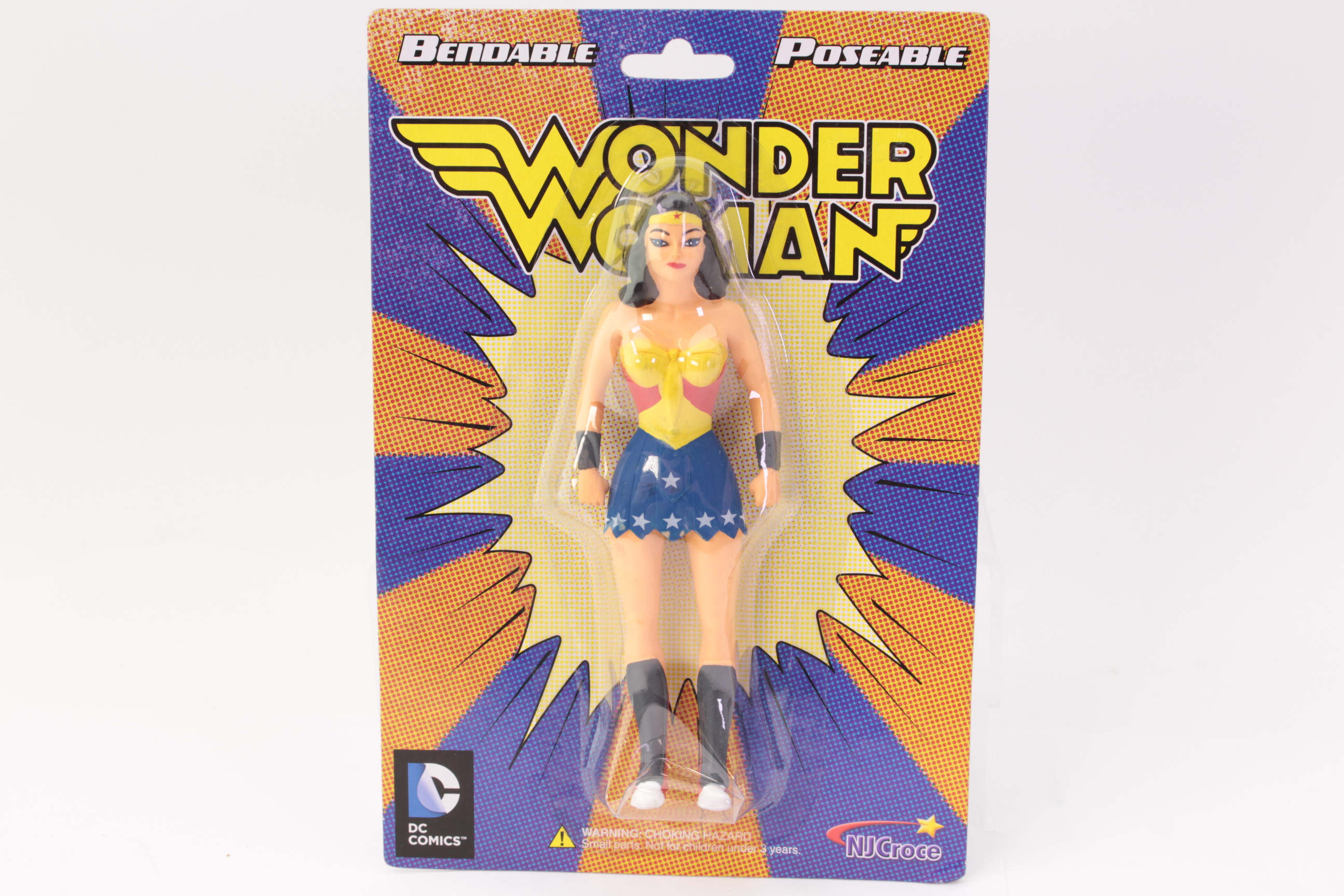 Picture Gallery for NJ Croce DC3903 Wonder Woman