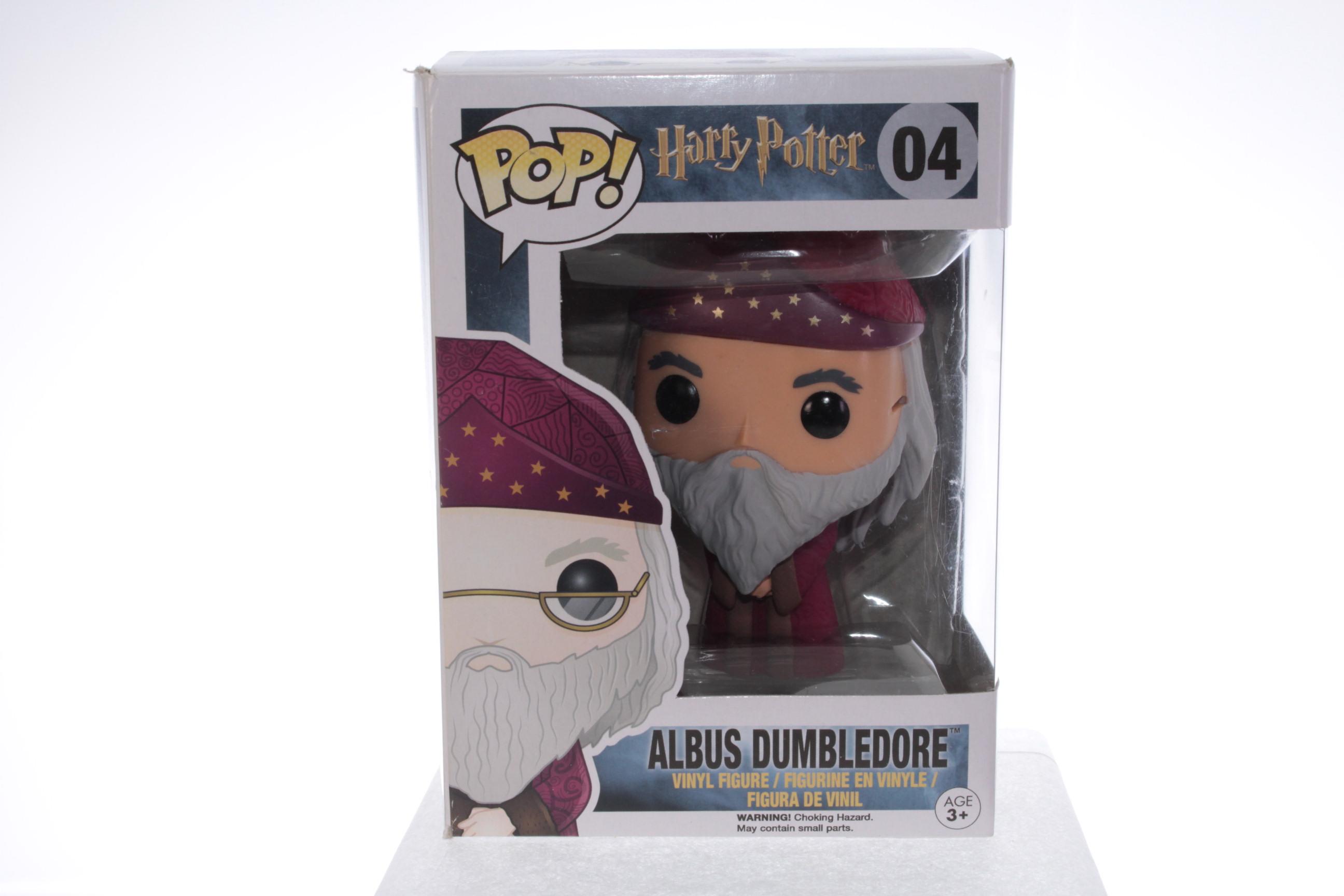 Picture Gallery for Funko Pop 04 Albus Dumbledore