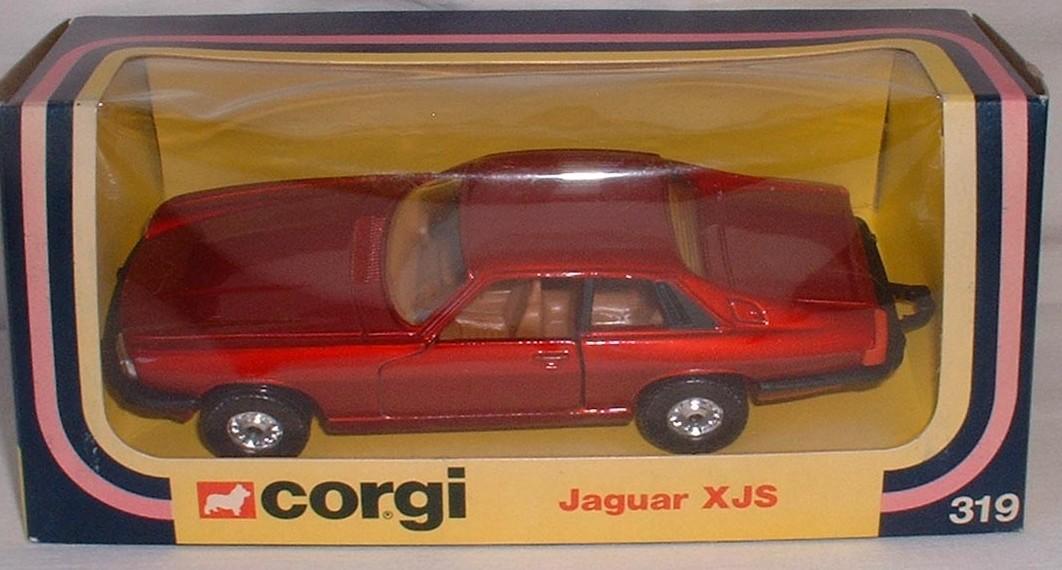 Corgi 319 Jaguar Xjs Free Price Guide Review