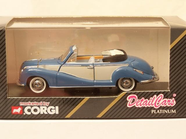 Picture Gallery for Corgi ART.242 BMW 502 Cabrio