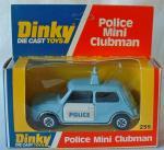 Police Mini Clubman