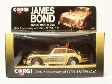 Picture Gallery for Corgi 96445 James Bond Aston Martin