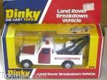 Land Rover Breakdown