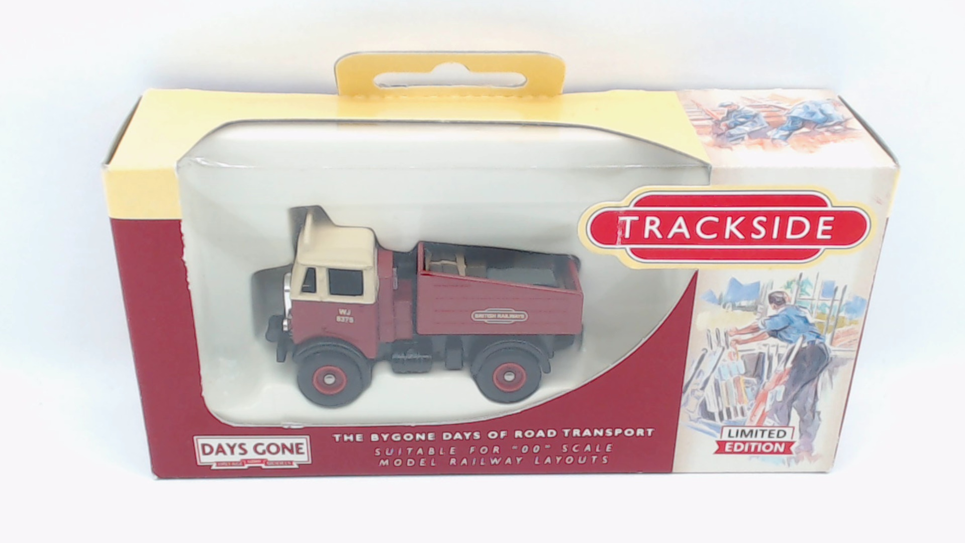 Picture Gallery for lledo DG114000 AEC Mammouth Ballast