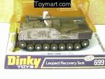 Leopard Recovery Tank