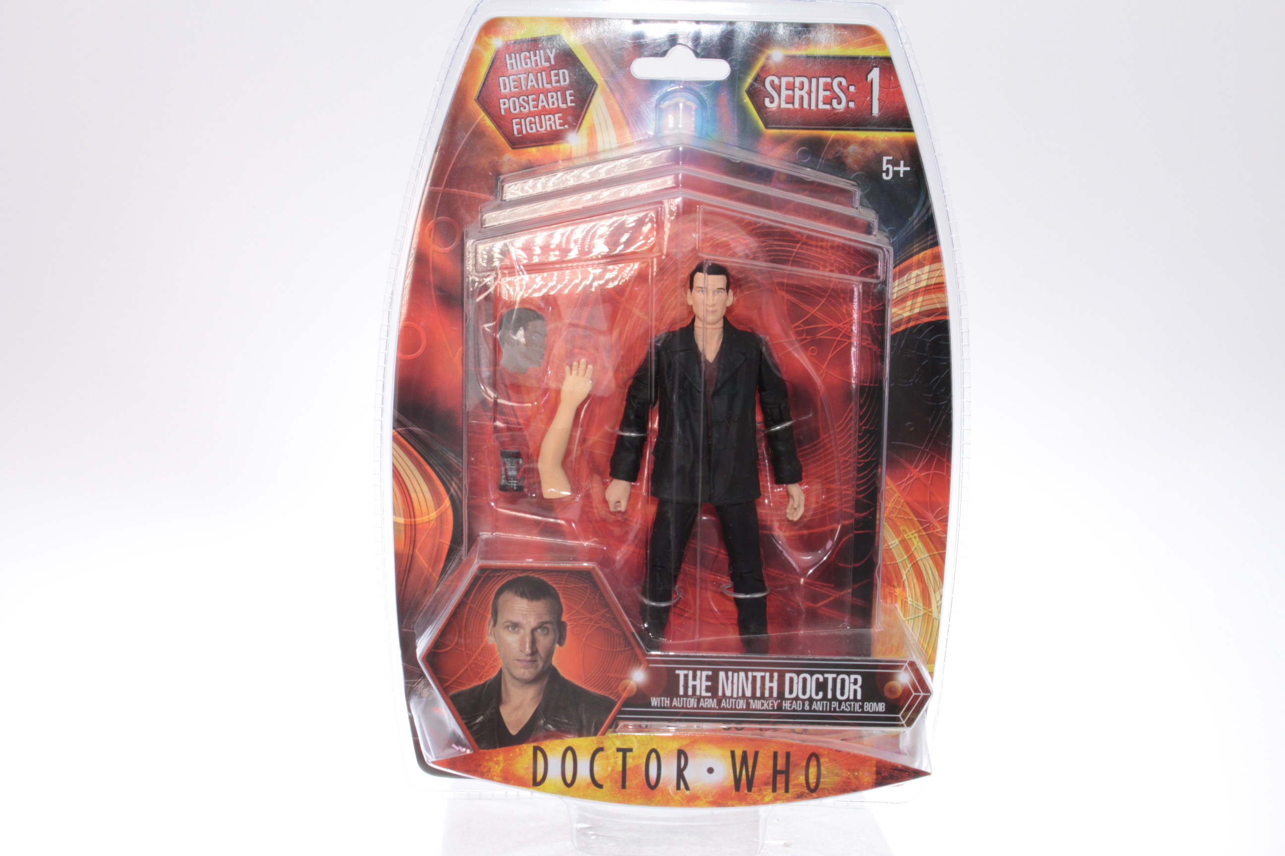 Picture Gallery for Character Options 02873 The Ninth Doctor - Christopher Eccleston