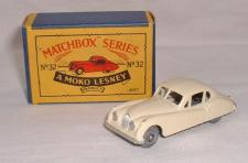 Picture Gallery for Matchbox 32a Jaguar XK140
