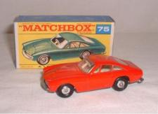 Classic Toy Room - 1981 PIONEER FERRARI 308 GTB MATCHBOX car ...