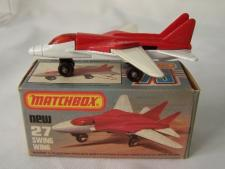 Autos, Lkw & Busse Matchbox Jet Set Auto- & Verkehrsmodelle Swing Wing 1981