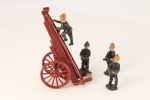 Fire Escape Ladder & Team