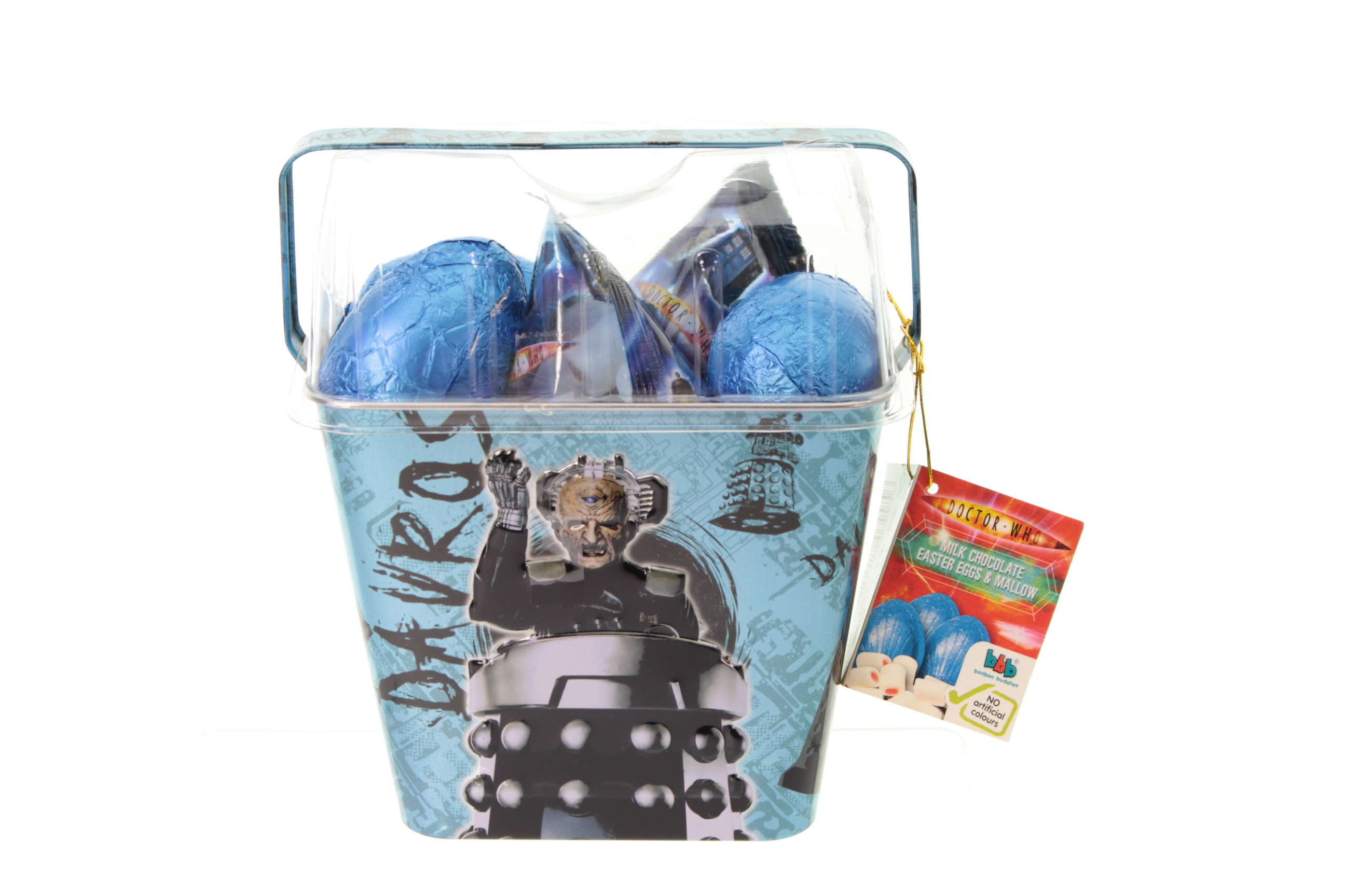 Picture Gallery for Bon Bon Buddies 03995 Dalek Davros Sweet Bucket