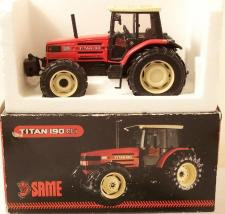 Picture Gallery for Ros 190 Same Titan 190 Rti Tractor