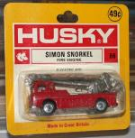 Simon Snorkel Fire Engine