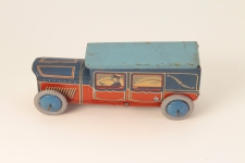 Picture Gallery for Tinplate 001 Delivery Van