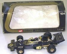 Picture Gallery for Corgi c154 JPS Lotus