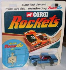 Picture Gallery for Corgi Rockets 903 Mercedes Benz 280SL