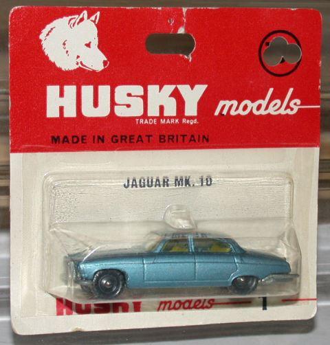 Picture Gallery for Husky 1 Jaguar MK.10