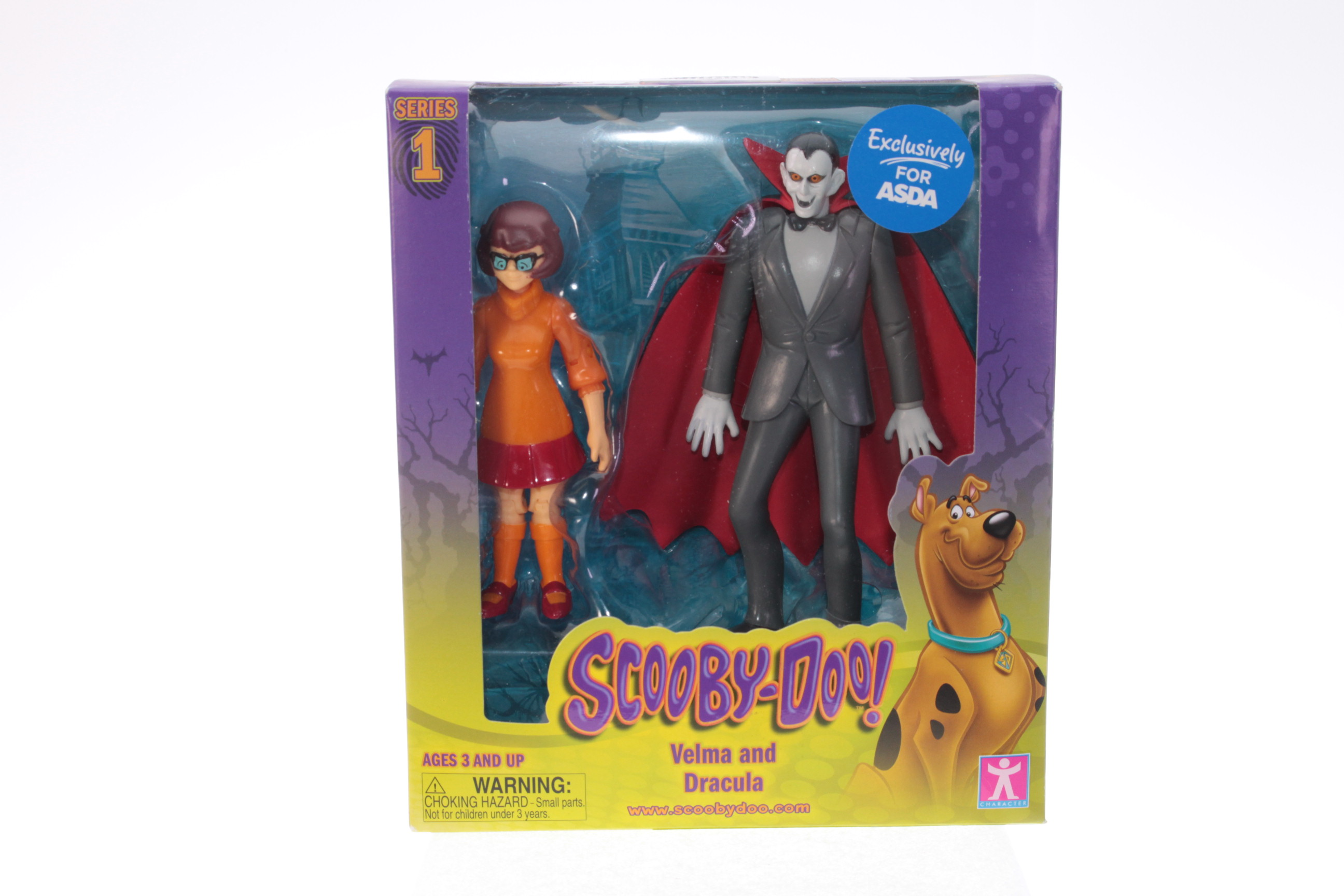 """rare Scooby Doo Series FRANKENSTEION 2.5/"""" action figure classic toy gift"""