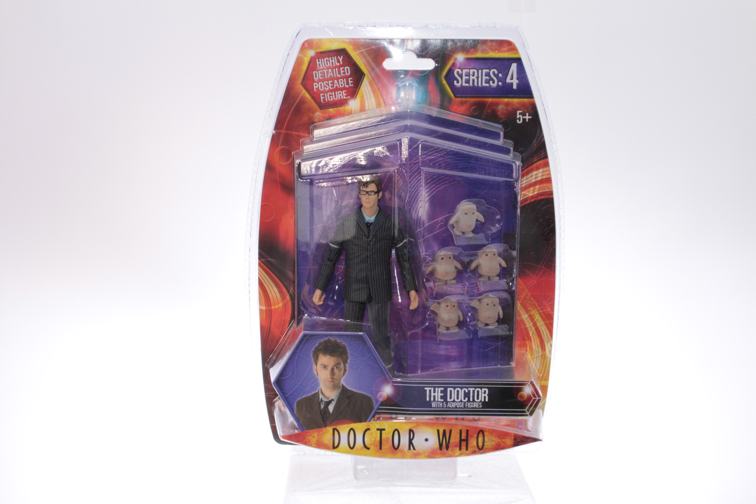 Picture Gallery for Character Options 02751 The Doctor with 5 Adipose Figures