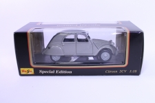 Picture Gallery for Maisto 31834 Citroen 2CV - 1952