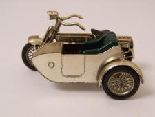 Picture Gallery for Matchbox Yesteryear Y8 Sunbeam Motorcycle